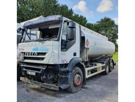 tankwagen vrachtwagen Iveco 310 2010