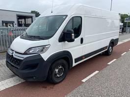 gesloten bestelwagen Citroen Jumper 35 2.0 BlueHDi 120KW L4H2 MAXI NAVI KLIMA 2018