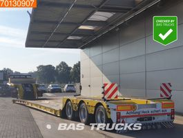 dieplader oplegger Faymonville STBZ-3VA Remote Control 490cm Extendable 3x Hydr. Steering axle 2005