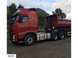 standaard trekker Volvo FH540 2013