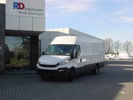 gesloten bestelwagen Iveco Daily 35C14V 2.3 4100 mm H2 AHW GEWICHT 3500 kg 2017