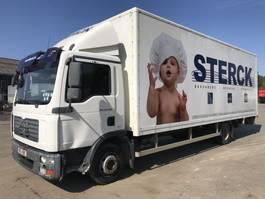 bakwagen vrachtwagen > 7.5 t MAN TGL12.210 **MANUAL GEAR-EURO 3** 2006