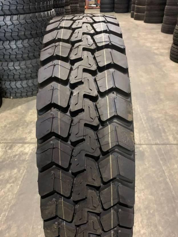 banden vrachtwagen onderdeel Michelin 1200R20 XDY 2018