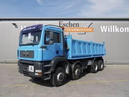 kipper vrachtwagen > 7.5 t MAN TGA 35.480 8x6, Meiller 3-Seiten, AP Achsen, HU8/21 2005