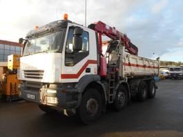 kipper vrachtwagen > 7.5 t Iveco Trakker 2007