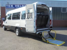 stadsbus Iveco Daily Line 4100 XXL Rolstuhl , Euro6, 23 Sitplätze, 2 Rollstuhlplätze 2016