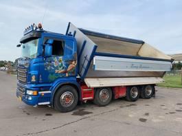 kipper vrachtwagen > 7.5 t Scania R560 8x4 4100m 2013