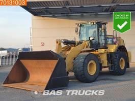wiellader Caterpillar 972K Quick hitch - dealer machine 2012