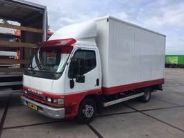 bakwagen vrachtwagen > 7.5 t Mitsubishi CANTER FB35 1997