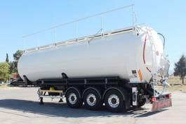 silo oplegger EKW 62m³ tipping bulk 2020