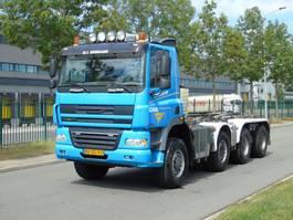 containersysteem vrachtwagen Ginaf X4343LS 8x6 2009