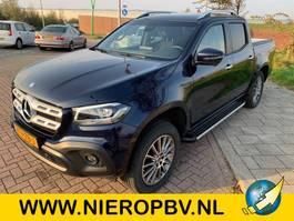 terreinwagen bedrijfswagen Mercedes-Benz X250 D 4x4 BE TREKKER 5 persoons lage bijtelling 2018