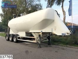 silo oplegger Feldbinder Silo 40000 Liter, max 3 bar, -40 / + 80c,  Silo / Bulk, Disc brakes 2008