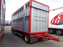 vee aanhanger General Trailers RT24C3 + 3 Axle 2003