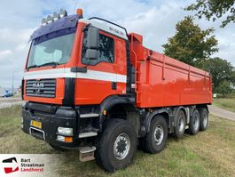 kipper vrachtwagen > 7.5 t MAN TGA 49.440 10X8 BB Manual gearbox 2007