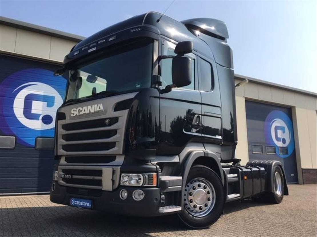standaard trekker Scania R450 LA4X2MNA Euro 6 Highline - SCR-only  NL-Truck !! 2015