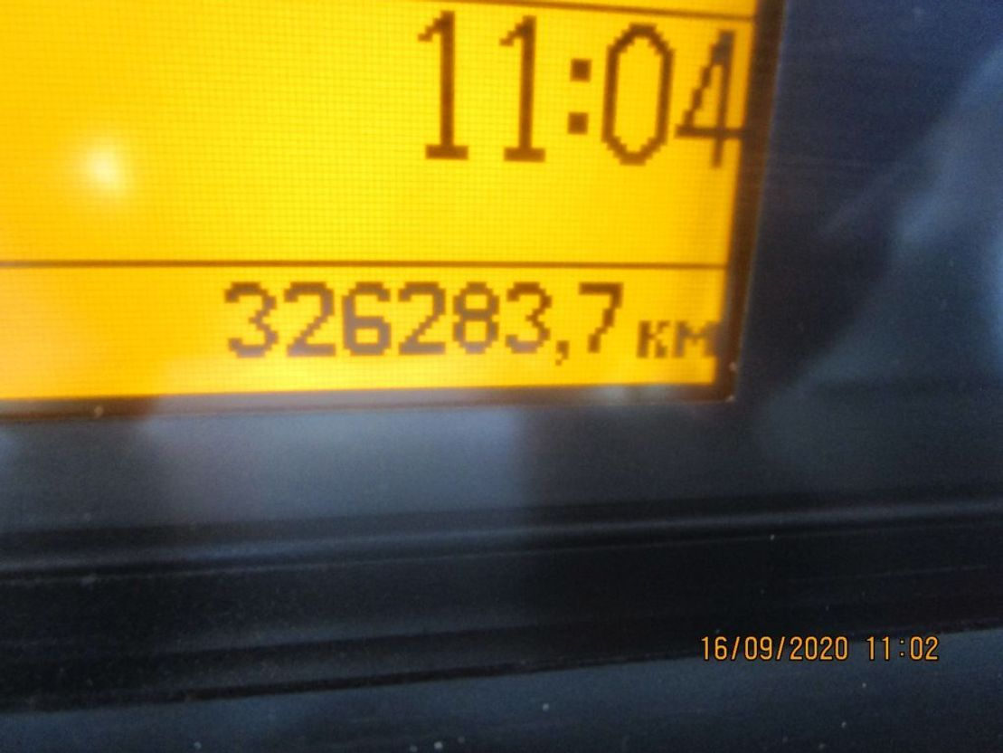 kraanwagen Volvo FM 12.420 4x4 R 2005