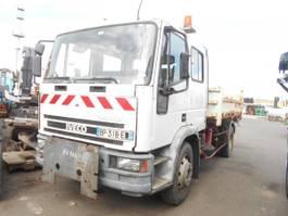 kipper vrachtwagen > 7.5 t Iveco Eurocargo 2000