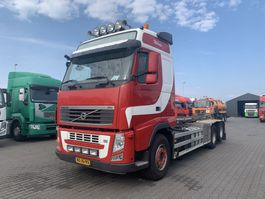 containersysteem vrachtwagen Volvo FH 460 Globetrotter 6X2 Manual Gearbox Euro 5 2011