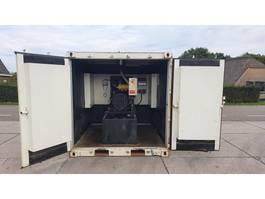 generator Mitsubishi Mitsubishi aggregaat in 8Ft container