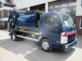 vuilniswagen vrachtwagen Mitsubishi Canter Mazzochia Jolly Euro 6/Klima 2016