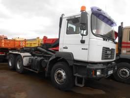 open laadbak vrachtwagen MAN F2000 2000