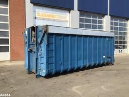 open top zeecontainer Container 32m3 2006