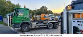 containersysteem vrachtwagen Mercedes Benz DB 3341, 3,90 m Radstand, Blatt/Blatt