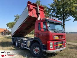 kipper vrachtwagen > 7.5 t Terberg FM2000-T 8x8 euro 5 2009