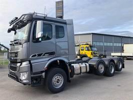containersysteem vrachtwagen Sisu Polar CM 16 M 8x4/4850 vaihtolava-auto 2020