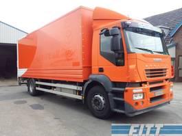 bakwagen vrachtwagen > 7.5 t Iveco AD190S31/P EURO 5 - hoog 2006