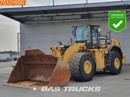 wiellader Caterpillar 980K 2012