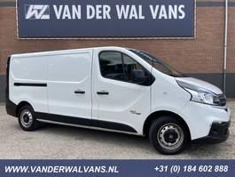 gesloten bestelwagen Opel Vivaro 1.6MJ 120pk Euro-6 L2H1 Airco, navigatie, parkeersensoren, 3-zits 2018
