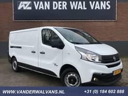 gesloten bestelwagen Opel Vivaro 1.6MJ EcoJet 146pk L2H1 Airco, cruisecontrol, parkeersensoren, 3-... 2017