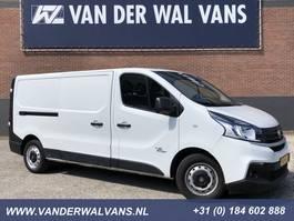 gesloten bestelwagen Opel Vivaro 1.6 MJ 146pk Euro-6 L2H1 Airco, cruisecontrol, parkeersensoren, 3... 2017