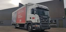 bakwagen vrachtwagen > 7.5 t Scania highline manueel 20065