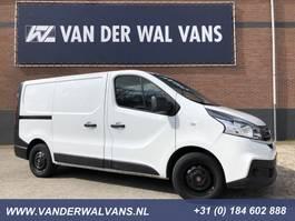 gesloten bestelwagen Opel Vivaro 1.6MJ L1H1 Airco, parkeersensoren, 3-zits 2018