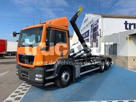 kipper vrachtwagen > 7.5 t MAN Tgs26.440 2013