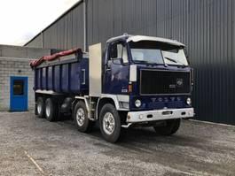 kipper vrachtwagen > 7.5 t Volvo F89 BELGIAN TRUCK 1979
