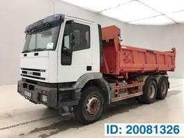 kipper vrachtwagen > 7.5 t Iveco EuroTrakker 260E35 - 6x4 2005