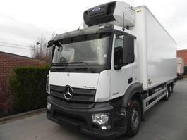 koelwagen vrachtwagen Mercedes-Benz Antos 2639L Koeler euro 6 2014