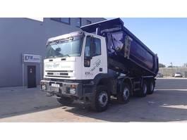 kipper vrachtwagen > 7.5 t Iveco Eurotrakker 320 E 35 (FULL STEEL / BIG AXLE / MANUAL GEARBOX) 1999