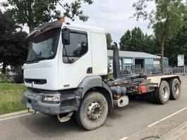 containersysteem vrachtwagen Renault kerax 370 dci 2002