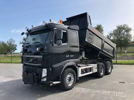 kipper vrachtwagen > 7.5 t Volvo FH540 6X4 FULL STEEL RETARDER HUB REDUCTION EURO 5 2013