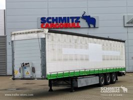 schuifzeil oplegger Schmitz Cargobull Schiebeplane Standard 2016