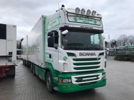 bakwagen vrachtwagen > 7.5 t Scania R 500 LB6x2HNB 2012