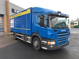 bakwagen vrachtwagen > 7.5 t Scania P 230 LB4x2MLB 2010