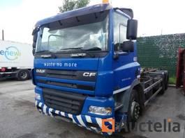 containersysteem vrachtwagen DAF CF 85380 2006