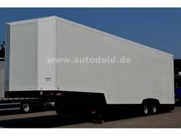 autotransporter oplegger Lohr LOHR SRTA geschlossener Autotransporter 6 Autos 2002