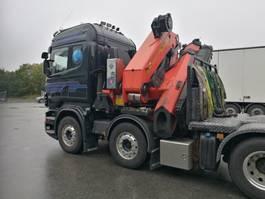 standaard trekker Scania Andere R620 8x4 2013